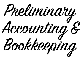 Preliminary Accounting & Bookkeeping - Payroll Services - Calgary, AB logo